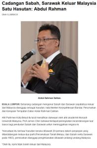 Rahman Dahlan Cakap Salah